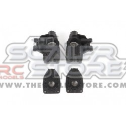 Axial Portal Steering Knuckle/Caps For SCX10.3/Capra