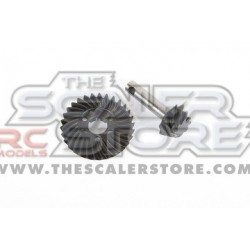 Axial 6 Bolt Heavy Duty Gear Set  For SCX10.3/Capra