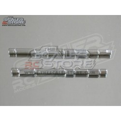 Tamiya gearbox axle shafts for Hauler/Scania/Mercedes
