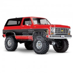 Traxxas TRX-4 Chevrolet Blazer Trail Crawler RTR