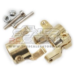 Yeah Racing SCX10 2 AR44 Brass C-Hub Carrier