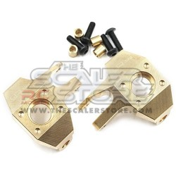 Yeah Racing SCX10 2 AR44 Brass Knuckles