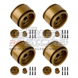 ElementRC Cerchi Beadlock Method 701 1.9 (4) BRONZO