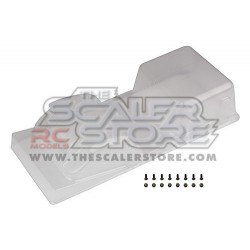 ElementRC Sendero Lexan Inner Fenders Clear