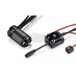 HobbyWing Xerun Axe Brushless Combo 550 2700KV