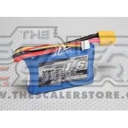Turnigy Batteria Lipo 1600mAh 2S 20C