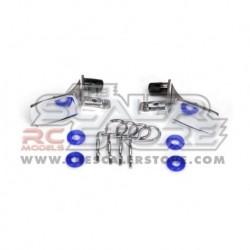 Traxxas TRX-4 Chevrolet Blazer Side Mirrors