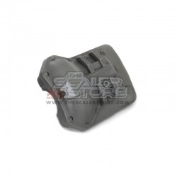 Traxxas TRX-4 Diff Cover GREY