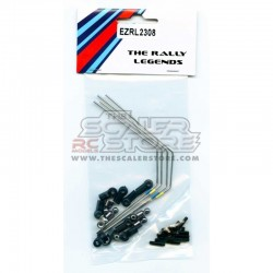 Italtrading Rally Legends F/R Stabilizer Shafts Kit