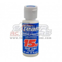 Team Associated Silicon Shock Oil 15wt/150cst