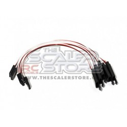 Hobby King Futaba Servo Lead Extension 15cm (1)