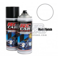 Ghiant RCC Spray Clear Matt 150ml Lexan