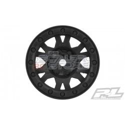 Proline 1.9 Beadlock Wheels Impulse BLACK
