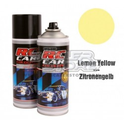 Ghiant RCC Spray Color Lemon Yellow 150ml Lexan