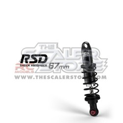 Gmade RSD Aluminium Shocks 67mm (2)