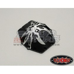 RC4WD Poison Spider diff cover for Wraith axles