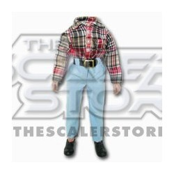 "8"" RALPH 4 Outfit Articulated Body"