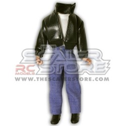 "8"" FONZIE Outfit Articulated Body"