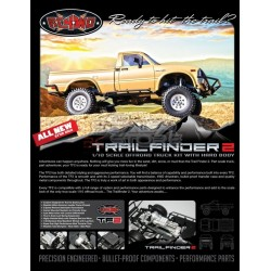 RC4WD Kit Trail Finder 2 Toyota Mojave