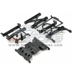 Axial SCX/Honcho/Dingo Frame Brace set