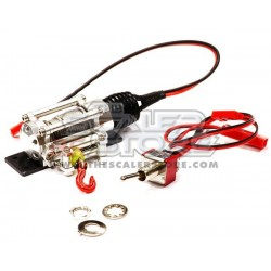 Integy Alloy Winch 1/10 SILVER