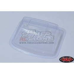 RC4WD Clear lexan windshield for Tamiya Clodbuster