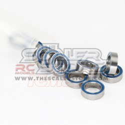 Yeah Racing Blue teflon ball bearings (15x21x4mm)