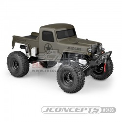 Jconcepts JCI Creep Crawler Body 313mm