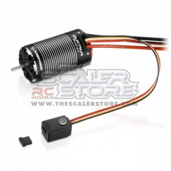 HobbyWing Quicrun Fusion Brushless Motor/ESC Combo 1800KV
