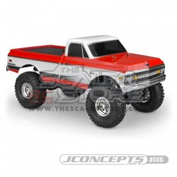JConcepts 1970 Chevy C10 Body 315mm