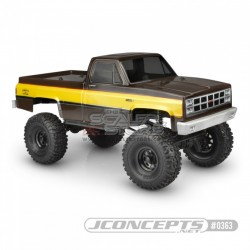 JConcepts 1982 GMC K10 Body 315mm