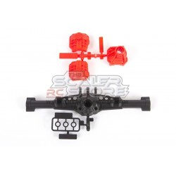 Axial SCX10 2 6x6 AR44 Pass Throught Axle Kit And Rear...