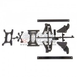 Axial SCX10-SCX10.2 Frame Extension & Brace Set