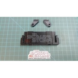 TSS ABS Leaf Springs Optimization Kit for RC4WD TF2