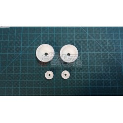 TSS Tamiya Jeep CJ Front Lights