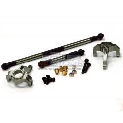 Integy Axial SCX/Honcho/Dingo Alloy Steering Block &...