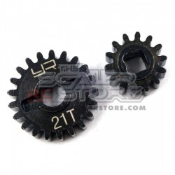 Yeah Racing Overdrive Steel Portal Gear Set For Axial...