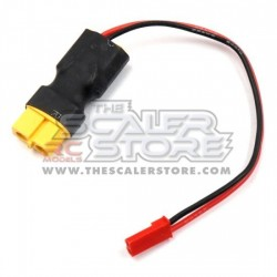 Yeah Racing XT60 Connector With JST Plug