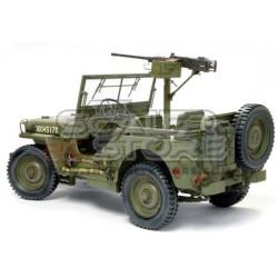 Dragon 1/6 1/4 Ton 4x4 Truck With Machine Gun