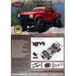 RC4WD Kit Trail Finder 2 RTR Marlin Crawler Toyota Mojave II