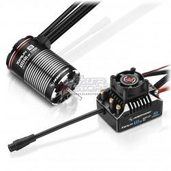 HobbyWing Xerun Axe Brushless Combo 540 R2-2100KV