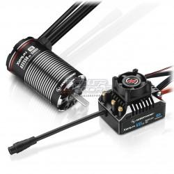 HobbyWing Xerun Axe Brushless Combo 550 R2-3300KV