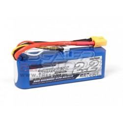 Turnigy 2200mAh 3S 40~50C Lipo Pack