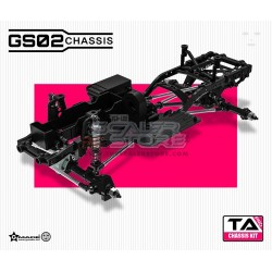 Gmade GS02 TA PRO Chassis Kit