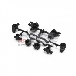 Gmade GS02 Steering Uprigths And C Blocks
