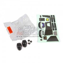 Axial Cage Interior Set Capra