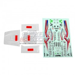Axial Body Panel Set For Cage Capra