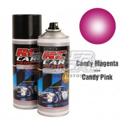 Ghiant RCC Spray Color Candy Magenta 150ml Lexan