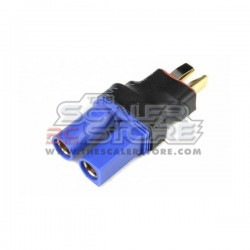 MAXPRO EC5 Female/T-Plug Male Adapter