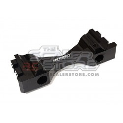 Integy ElementRC Enduro Aluminum Front Bumper Mount BLACK